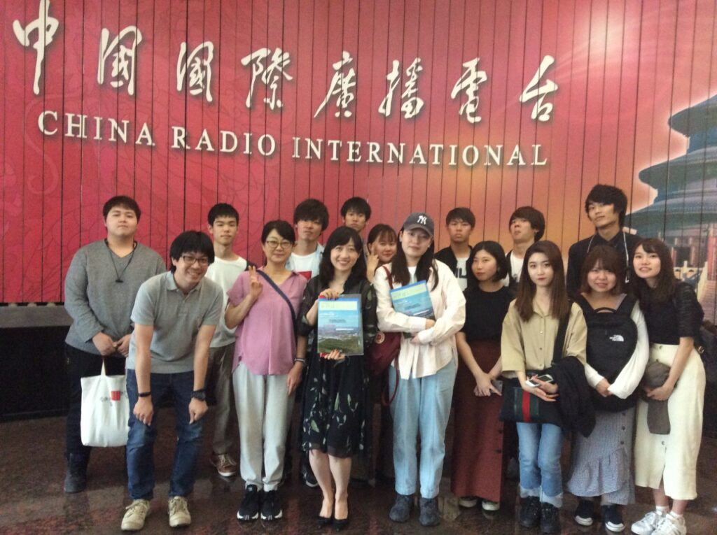中国国際放送局(3)